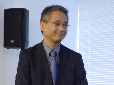 濱口哲弥先生