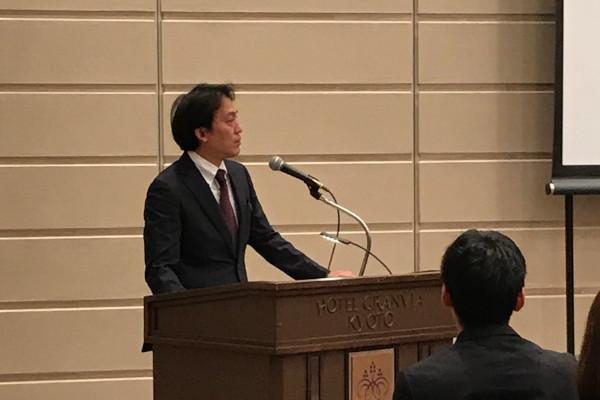 京都大学消化管外科 大嶋野歩先生